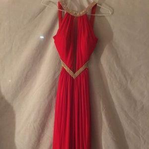 Cinderella Divine size 2 prom dress